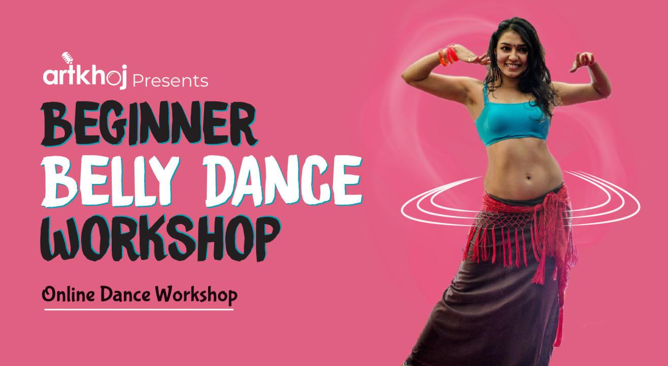 Beginner Belly Dance Workshop - An Online Dance Workshop