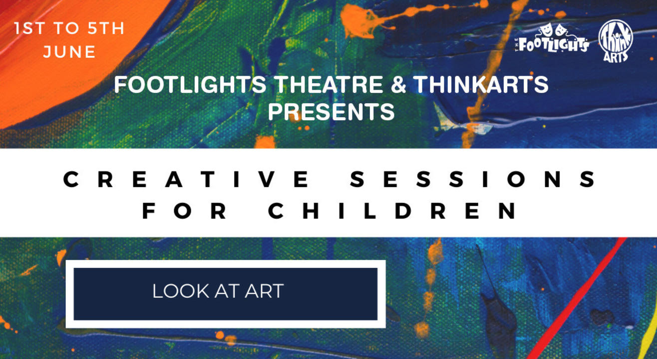 Creative Sessions For Children