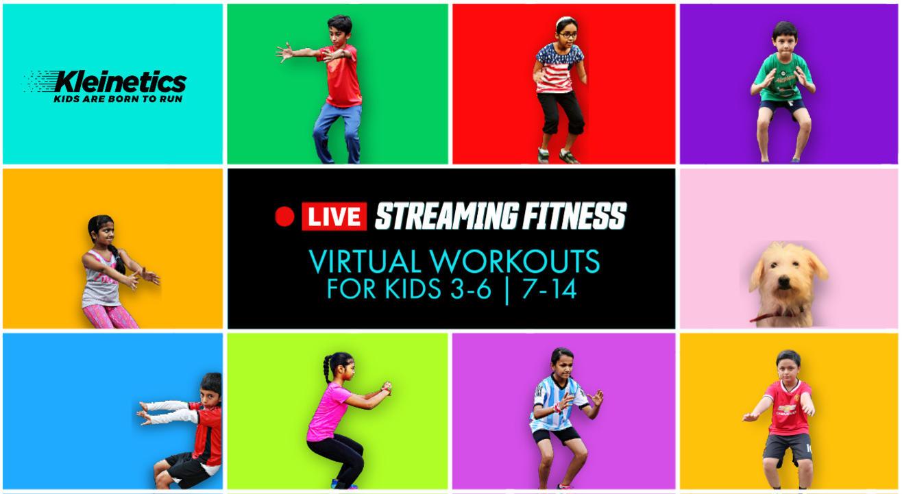 KLEINETICS Virtual Fitness: FREE SESSION