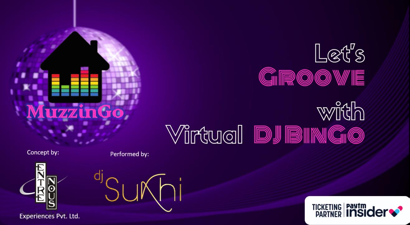 MuzzinGO - Virtual DJ BinGO (Musical Housie)