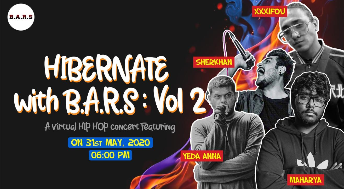 HIBERNATE with B.A.R.S : VOL-2