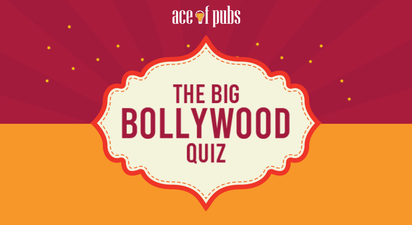Ace of Pubs-The Big Bollywood Quiz - Do not use