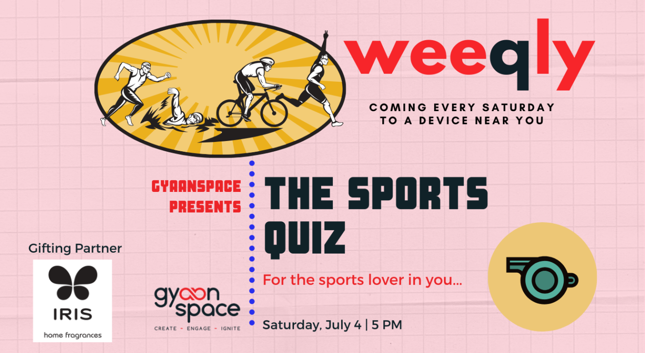 Weeqly Edition #7 The Sports Quiz