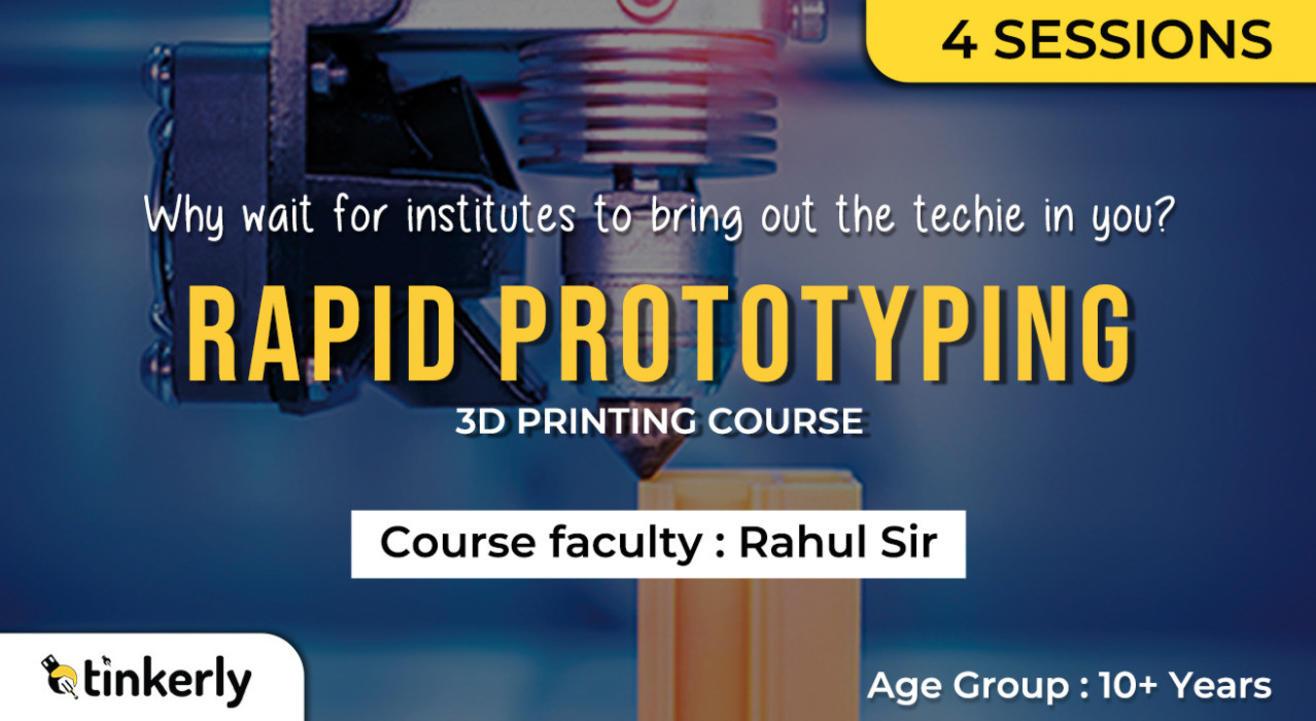 Rapid Prototyping Workshop