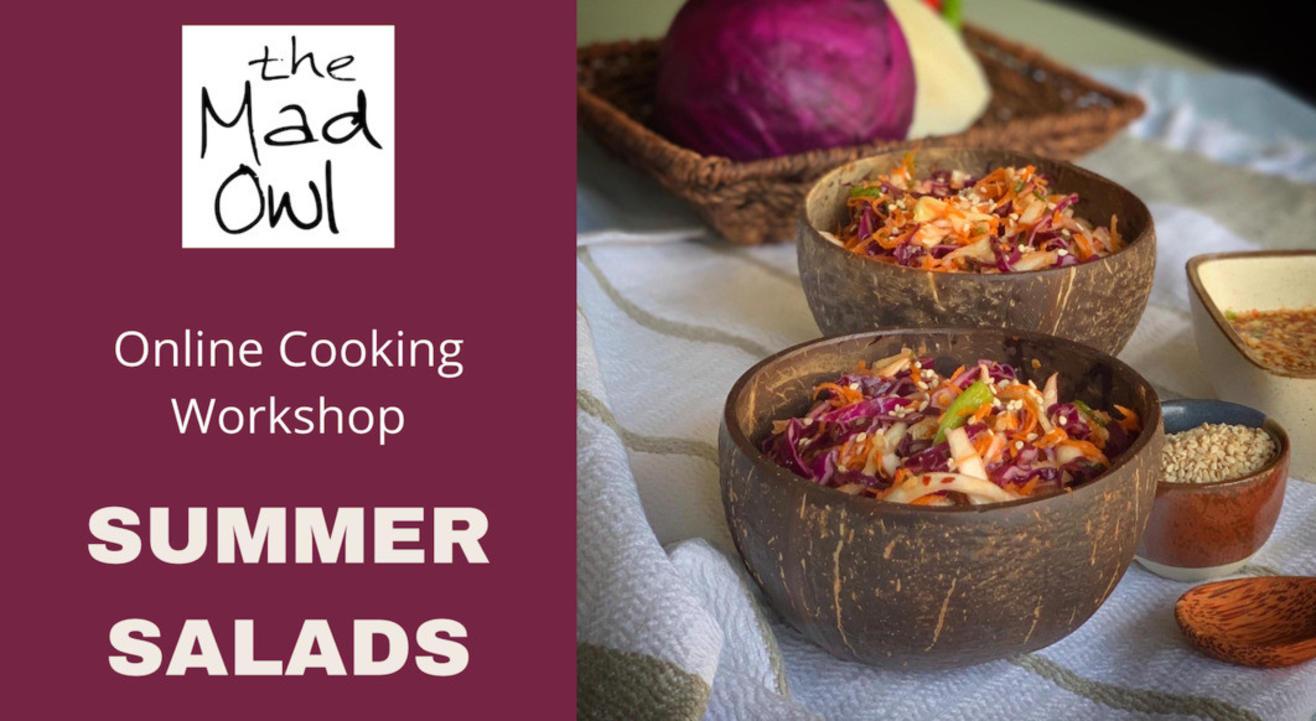 Summer Salads with Madhavi Shilpi