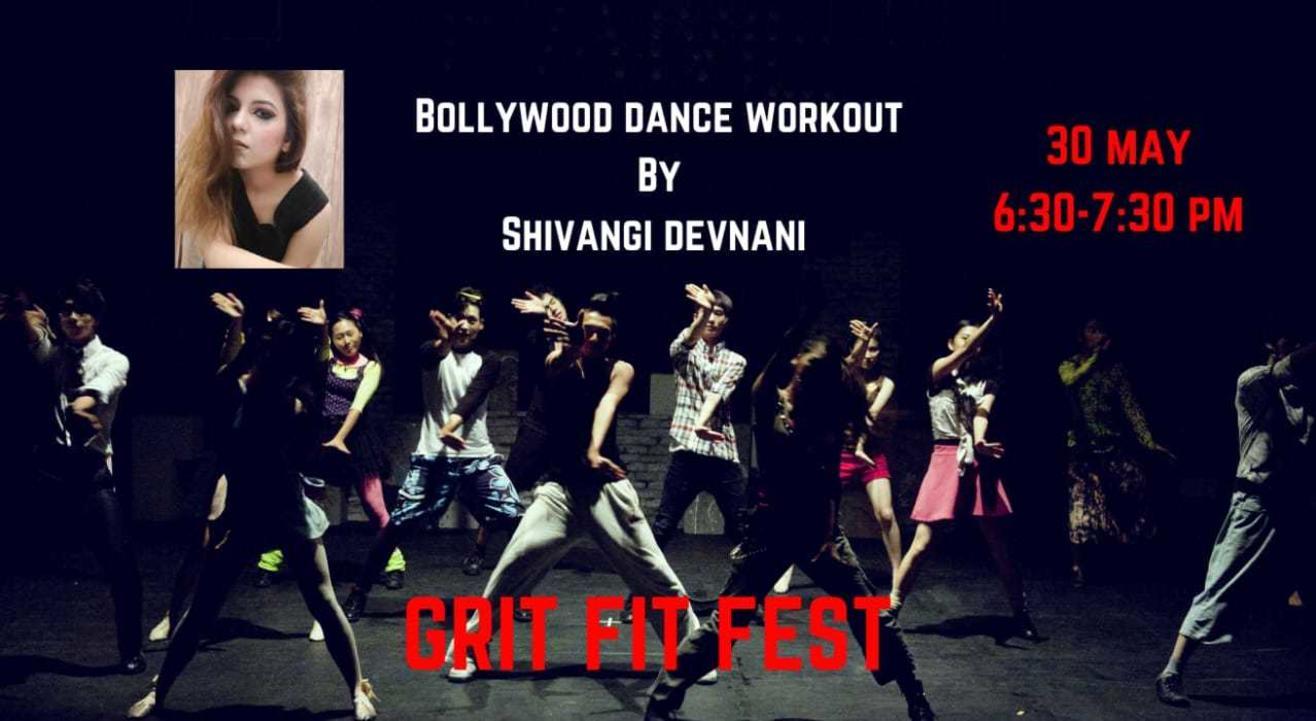 Bollywood Dance Workout with Shivangi Devnani