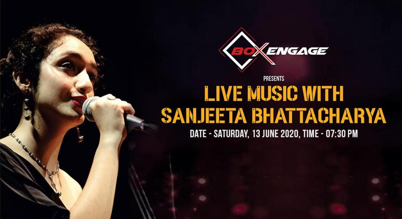 Live Music with Sanjeeta Bhattacharya