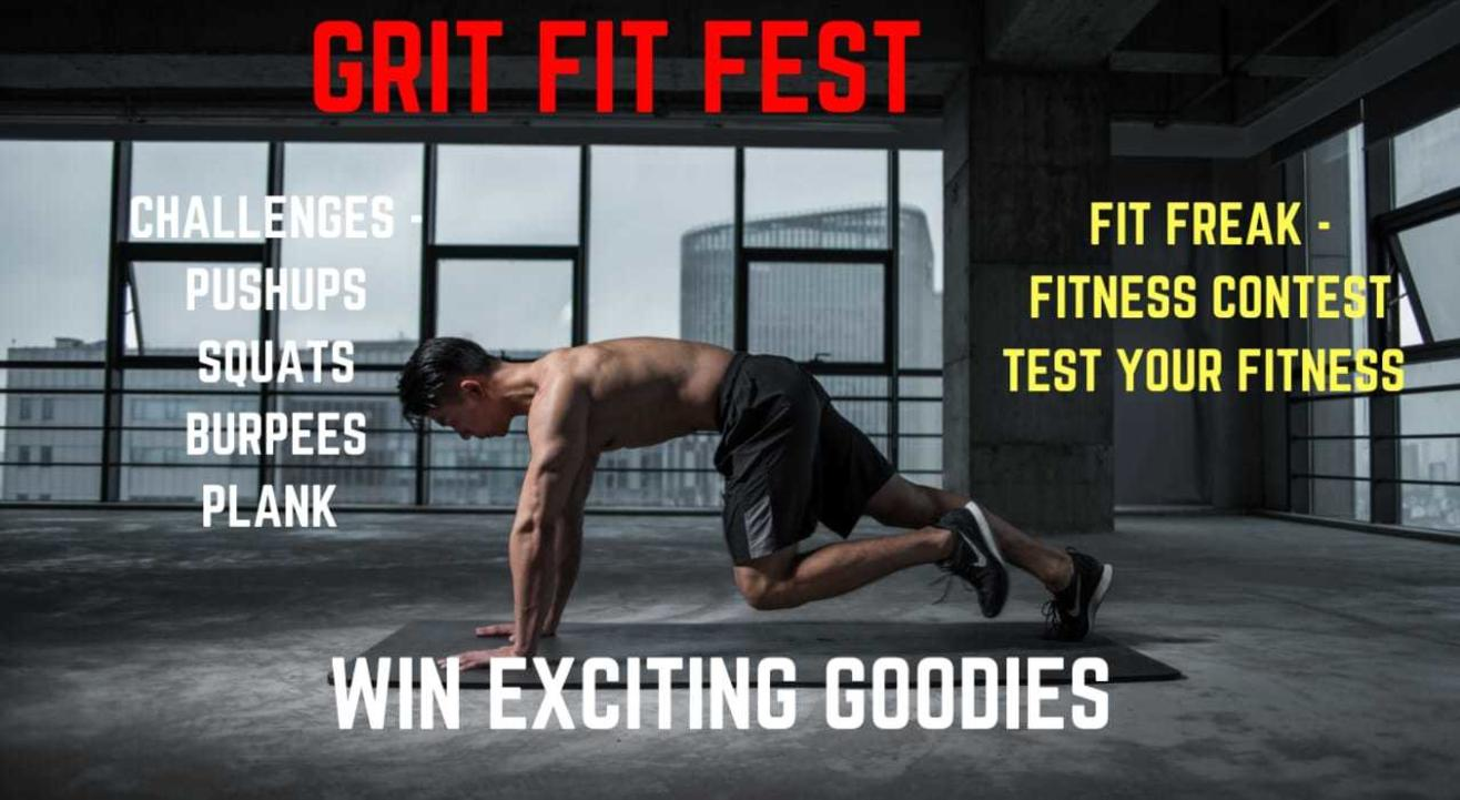 Fit Freak - The Fitness Contest