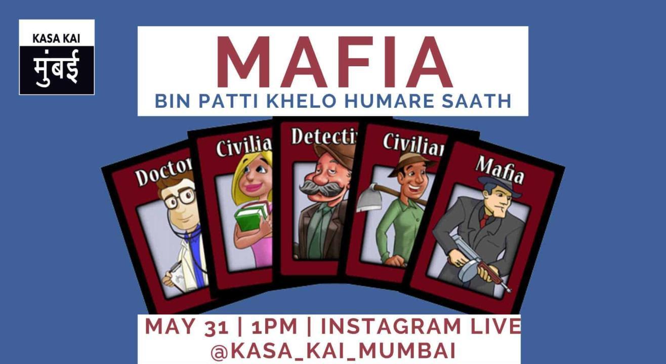Mafia:Bin Patti Khelo Hamare Saath At Instagram Live