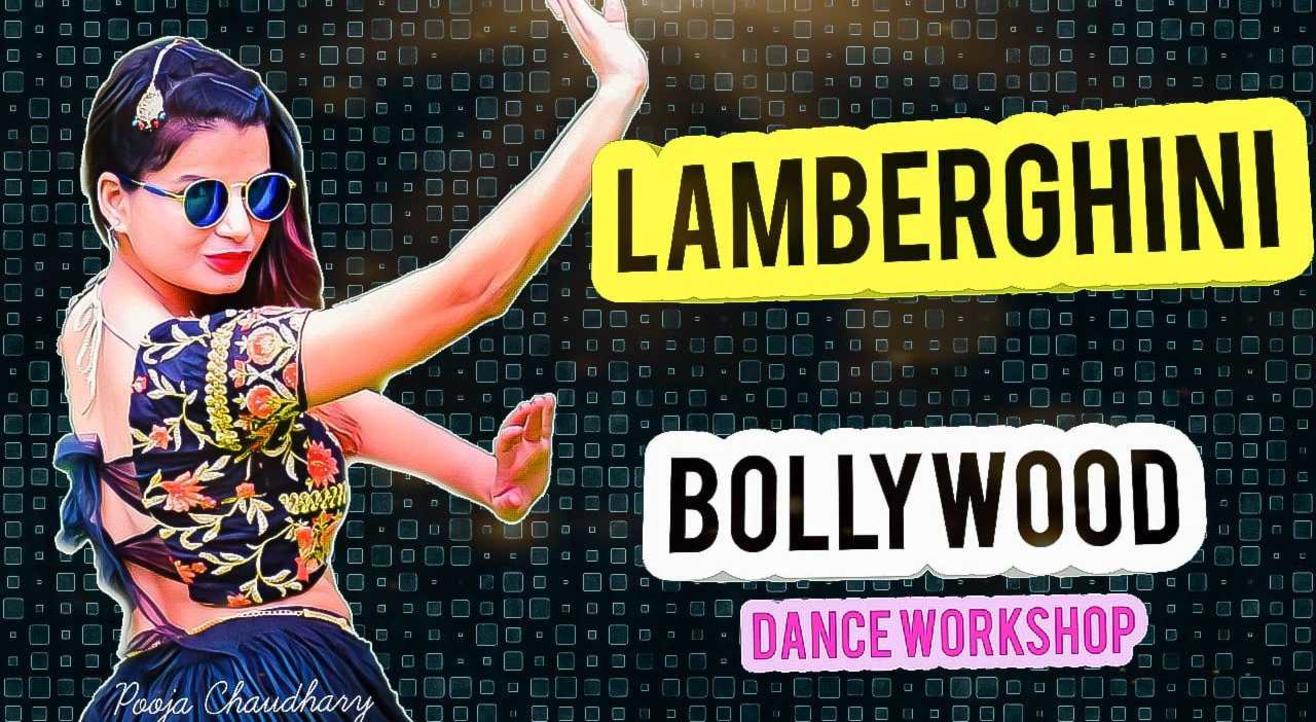 Online Bollywood Dance Workshop: LAMBERGHINI (Beauty n Grace Dance Academy)