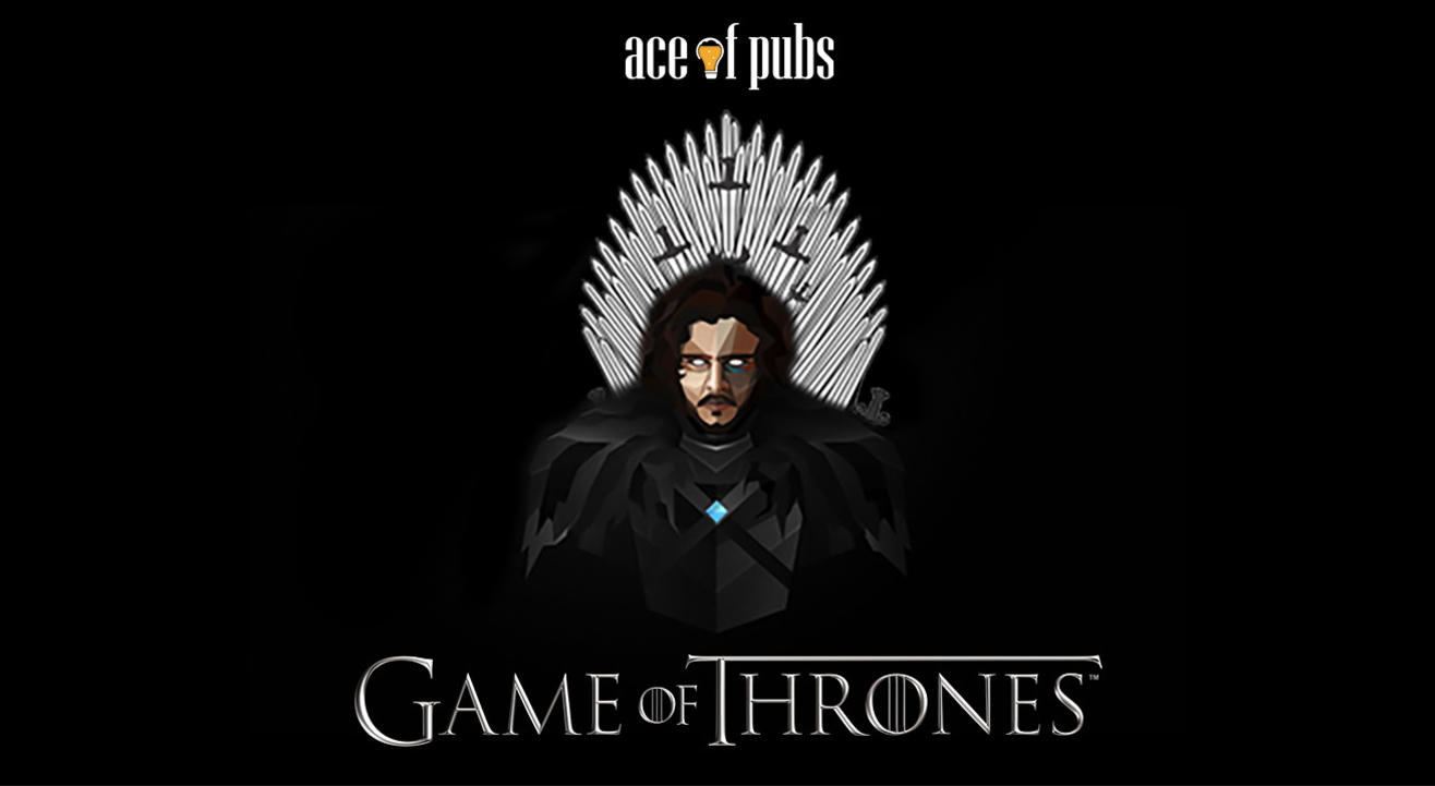 Ace of Pubs-Game of Thrones Quiz