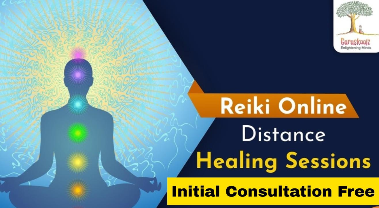 Reiki Energy Online Distance Healing Sessions