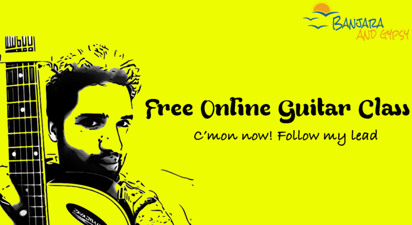 Free Online Guitar Classes by Banjara Gypsy