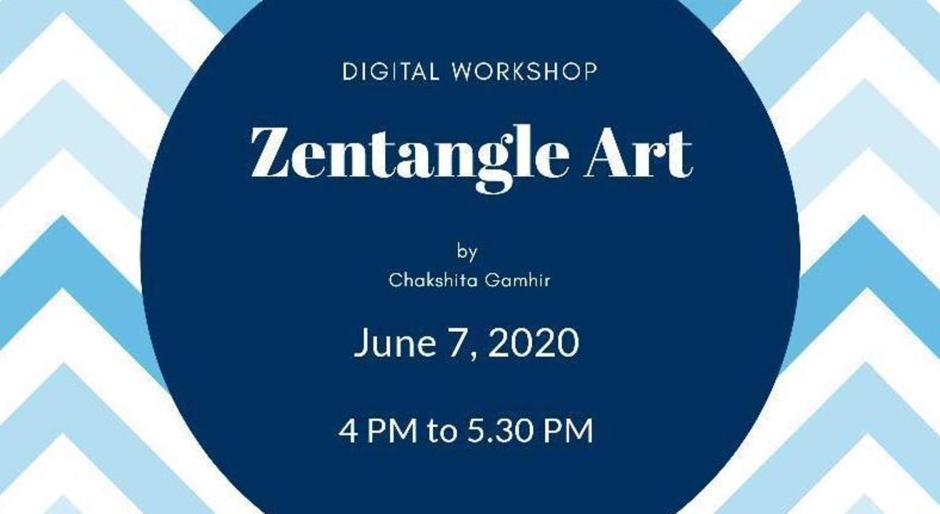 Zentangle Workshop - Doodle. Mandala. Patterns.