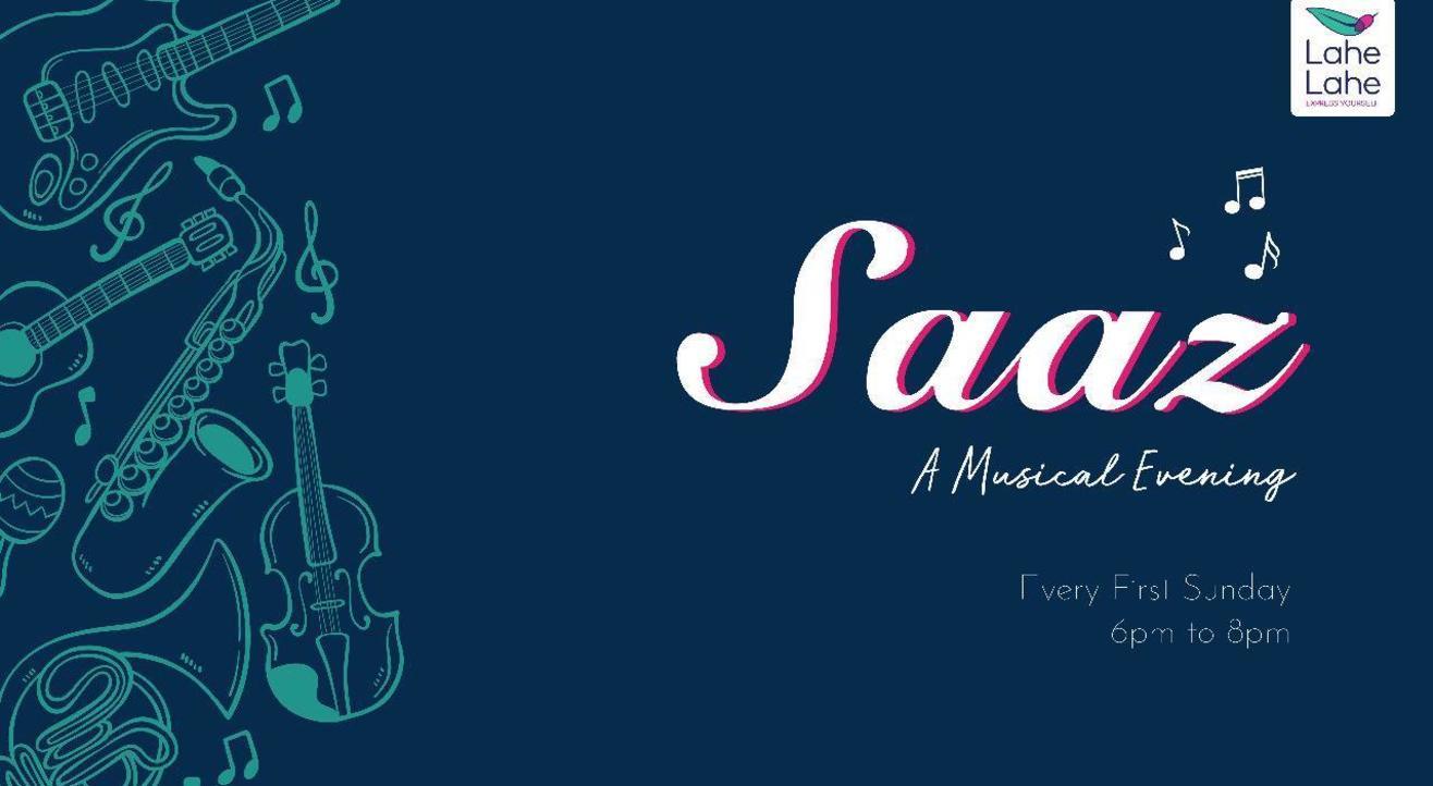 Saaz 19 : A Musical Evening