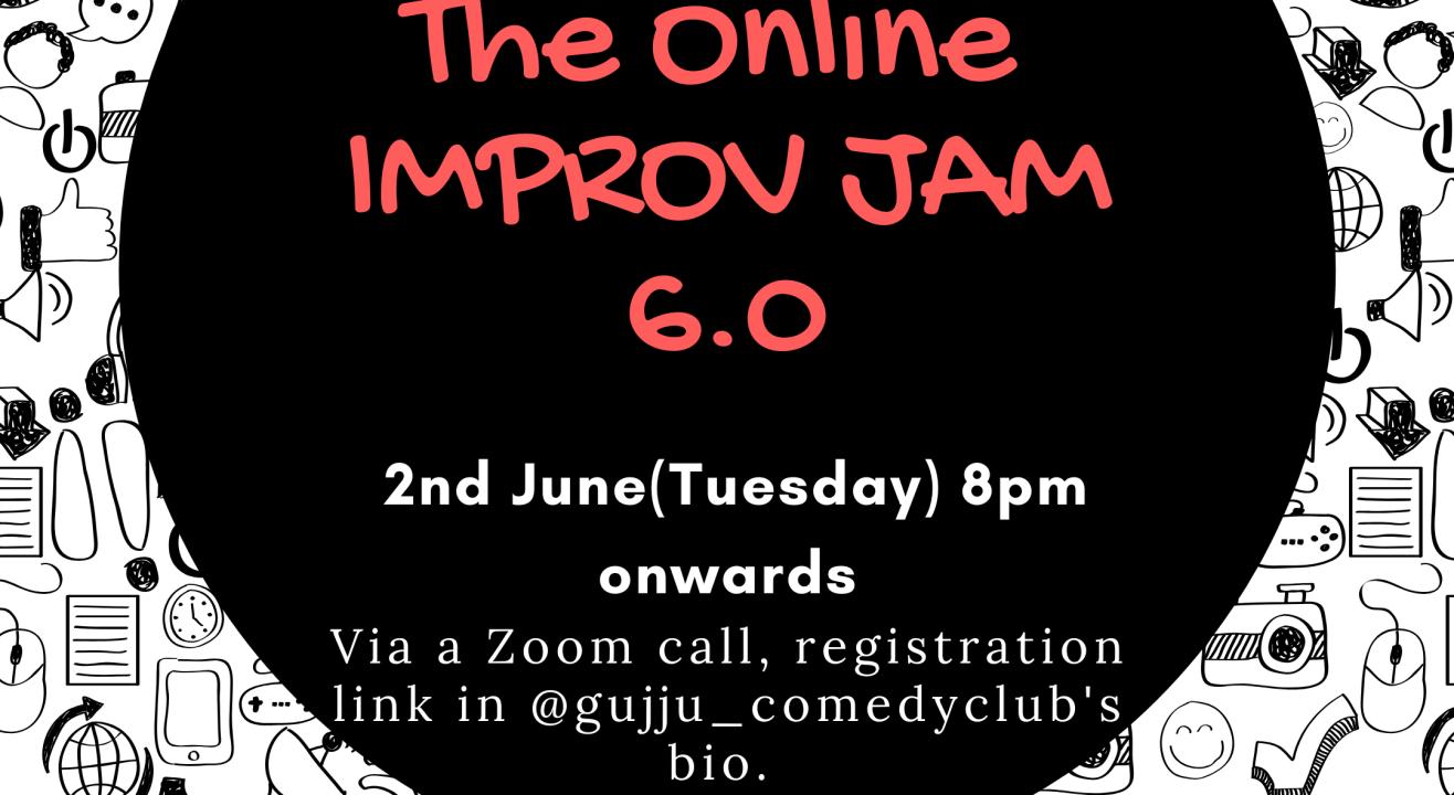 The Online Improv Jam