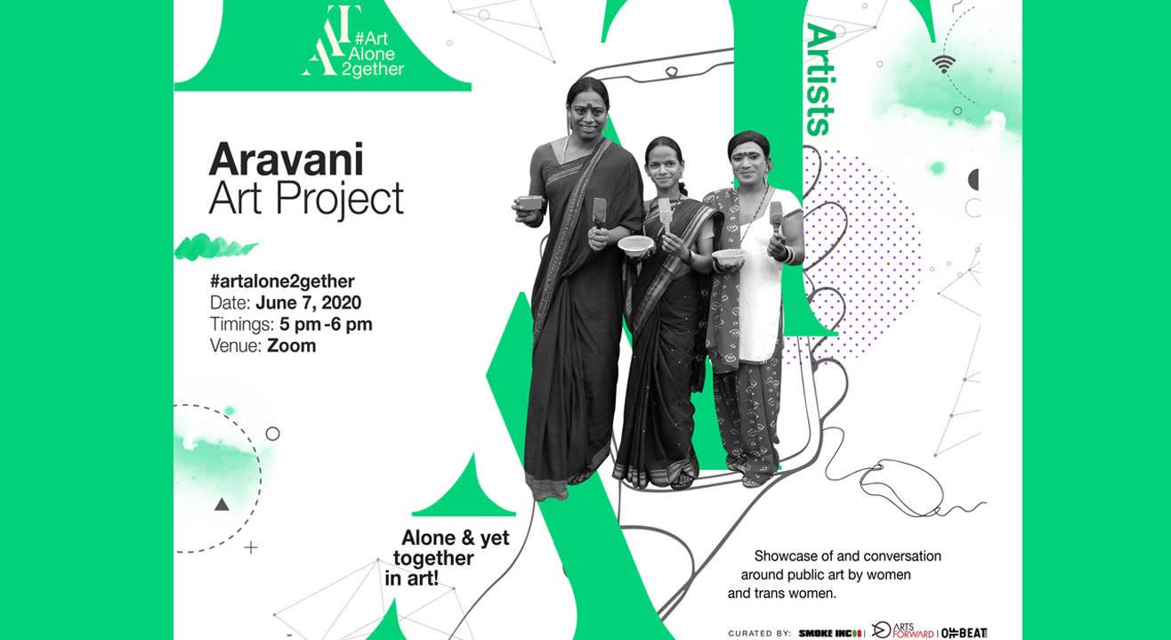 ArtAloneTogetherX Aravani Art Project (Bengaluru)
