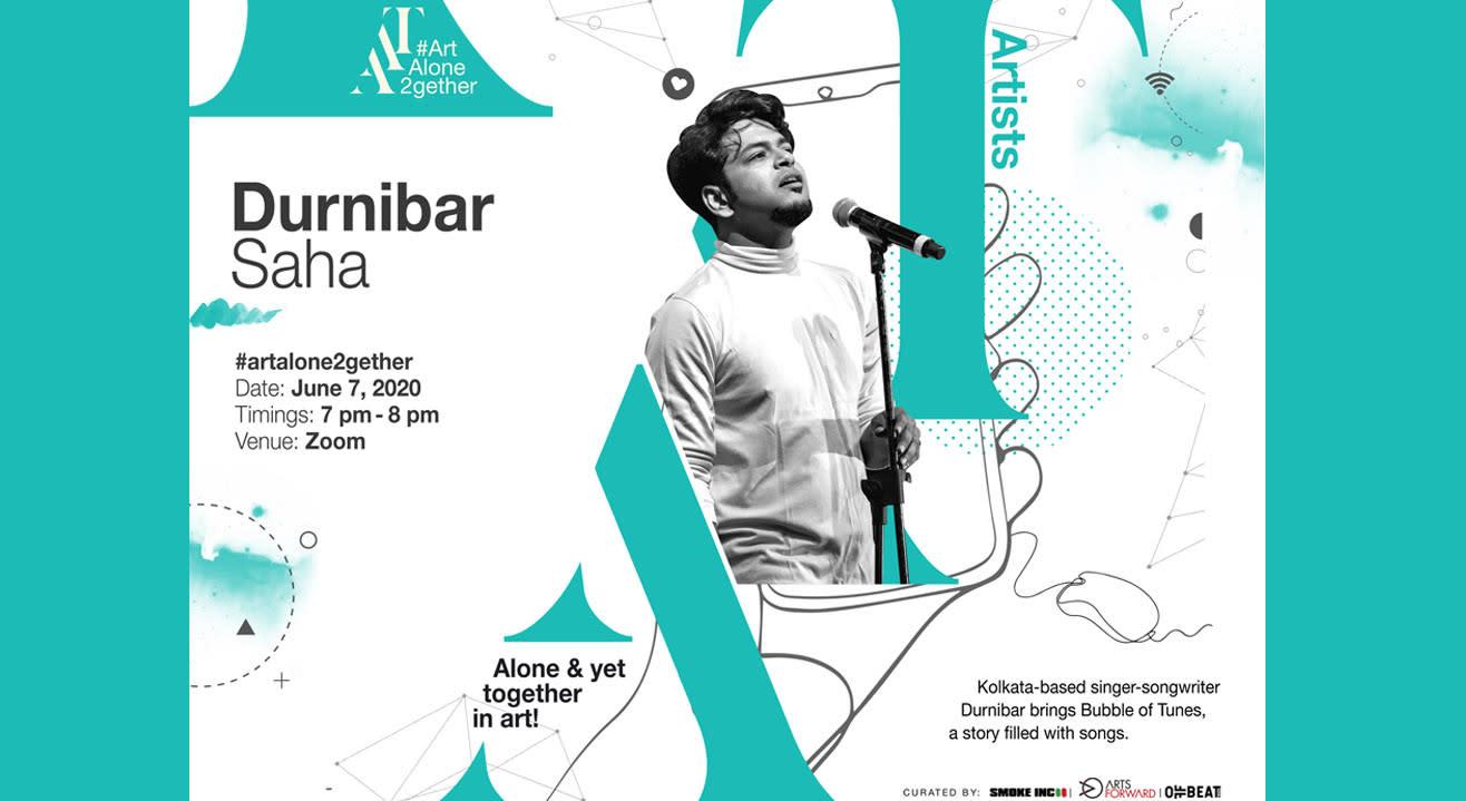 ArtAloneTogether X Durnibar Saha (Kolkata)