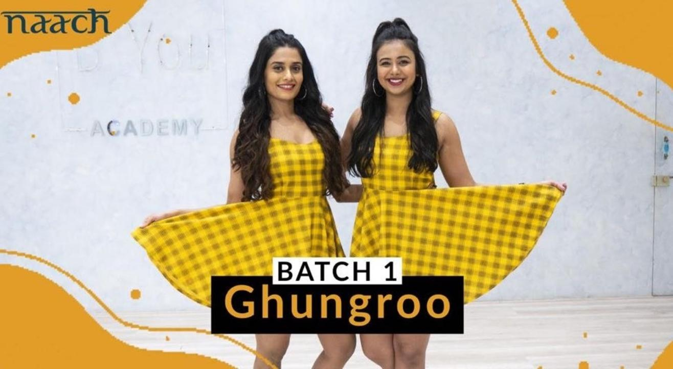 Team Naach : Ghungroo (SATURDAY MORNING)