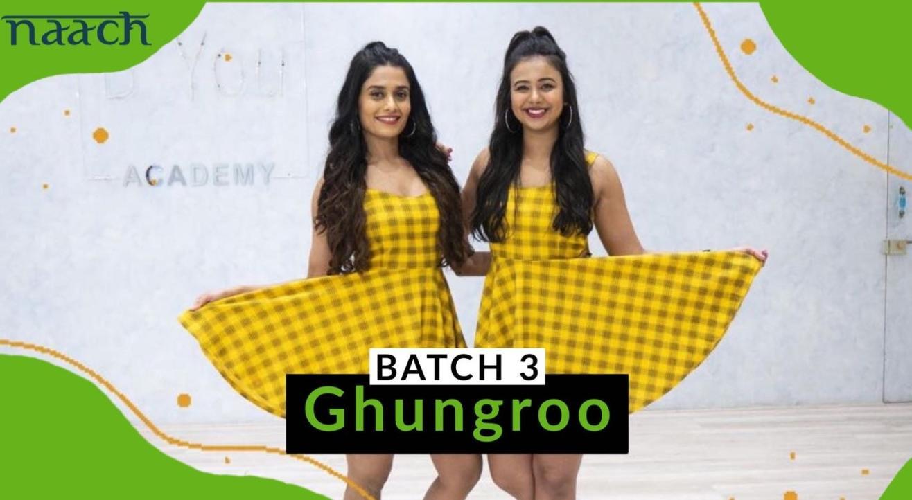 Team Naach : Ghungroo (SUNDAY EVENING)