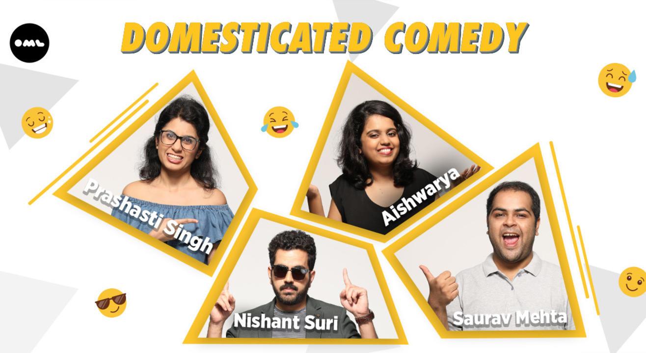 Domesticated Comedy - Episode 8