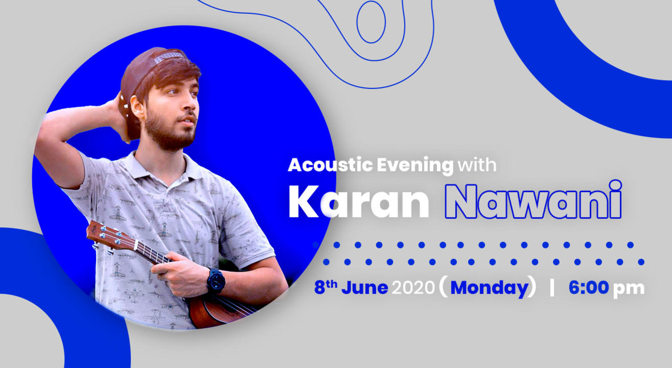 Acoustic Evening with Karan Nawani