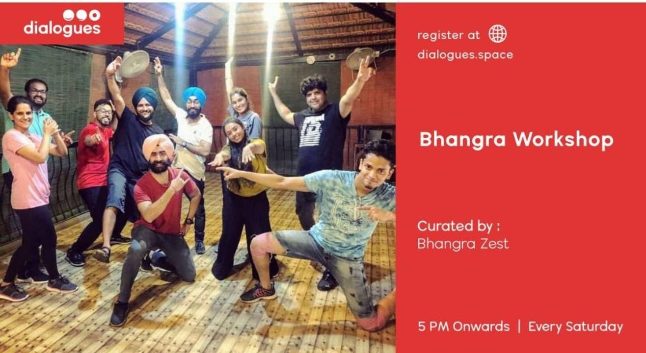 Online Bhangra Dance Session