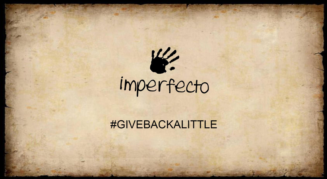 Give Back A Little | Imperfecto Vouchers