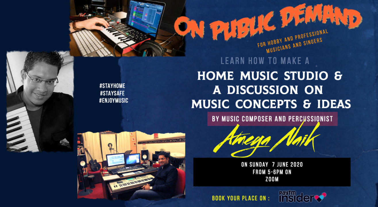 Make your Home Music Studio and more