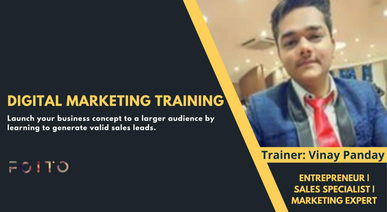 Digital Marketing : Digital ADs & Lead Generation Training