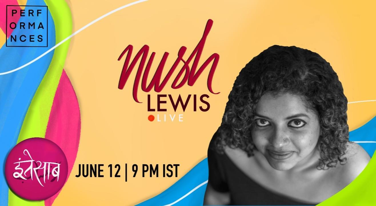 Nush Lewis: Live