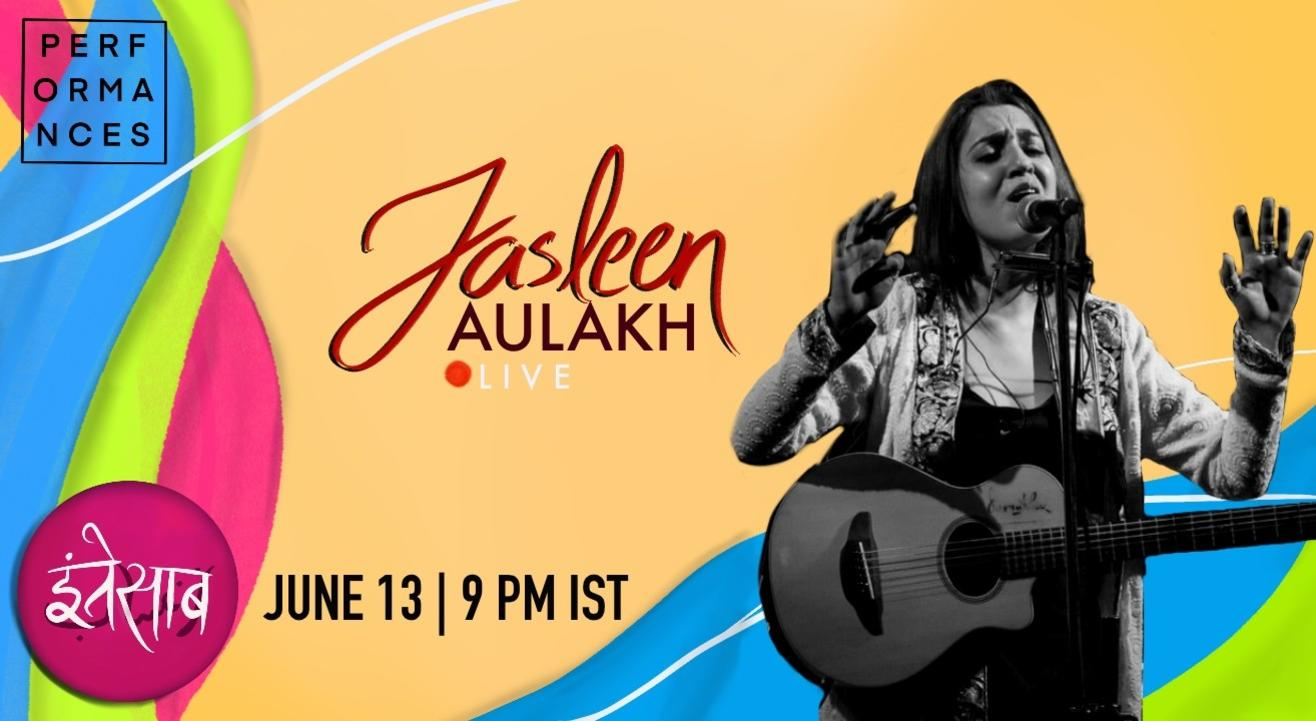 Jasleen Aulakh: Live for Fundraising