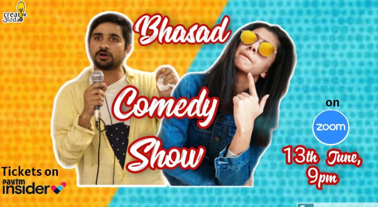 Bhasad Comedy Show