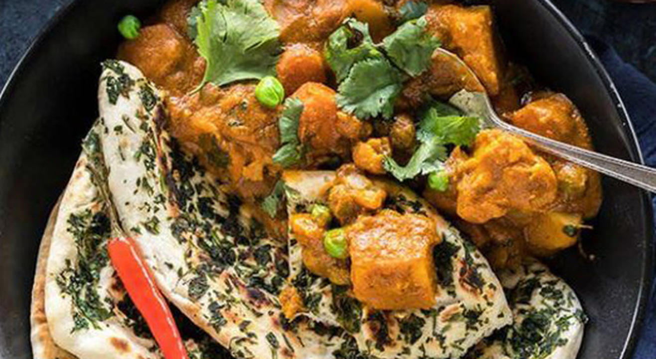 Curries and Breads from the Indian Kitchen