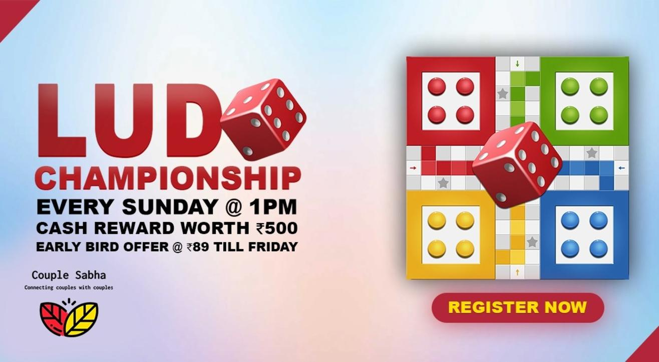 LUDO Championship, Powered by Couple Sabha
