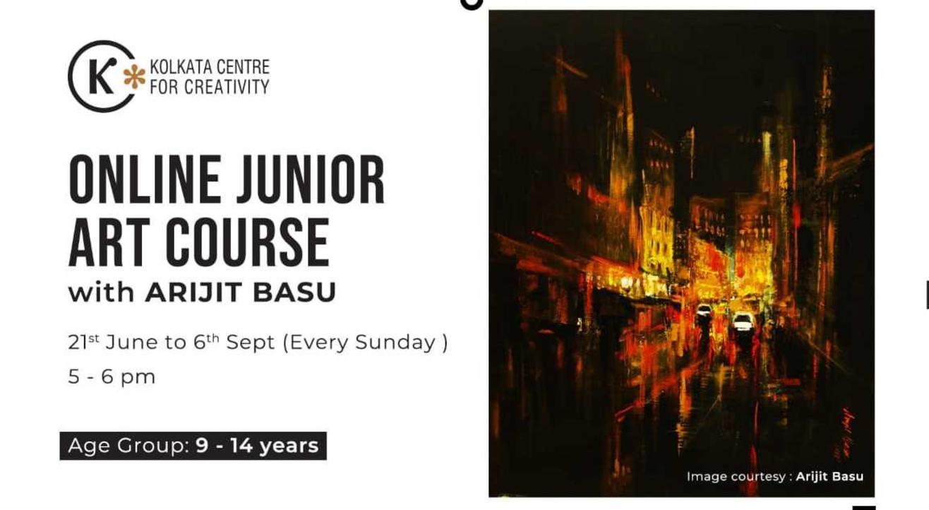 Online Junior Art Course