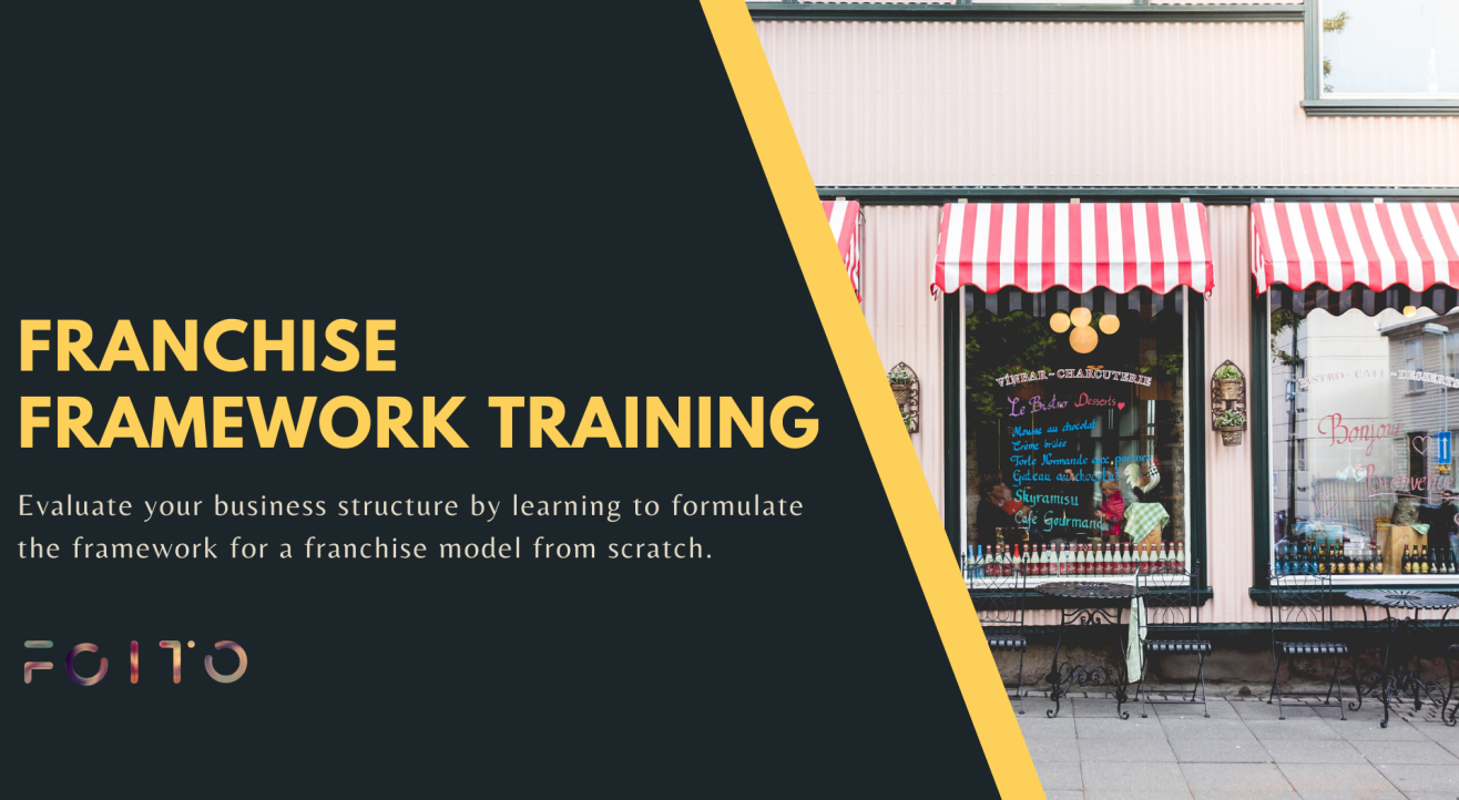 Franchise Framework Training