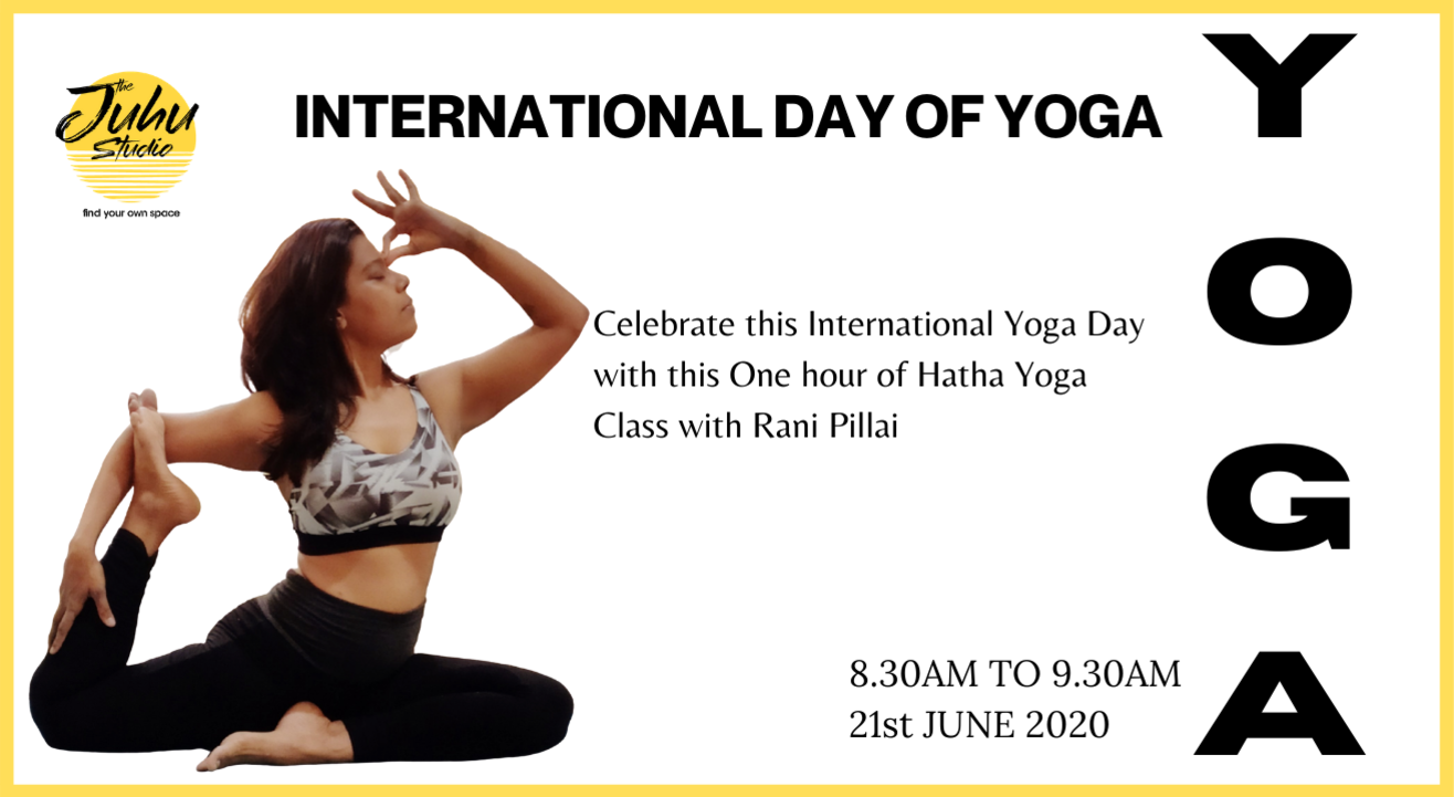 Yoga Workshop On International Yoga Day