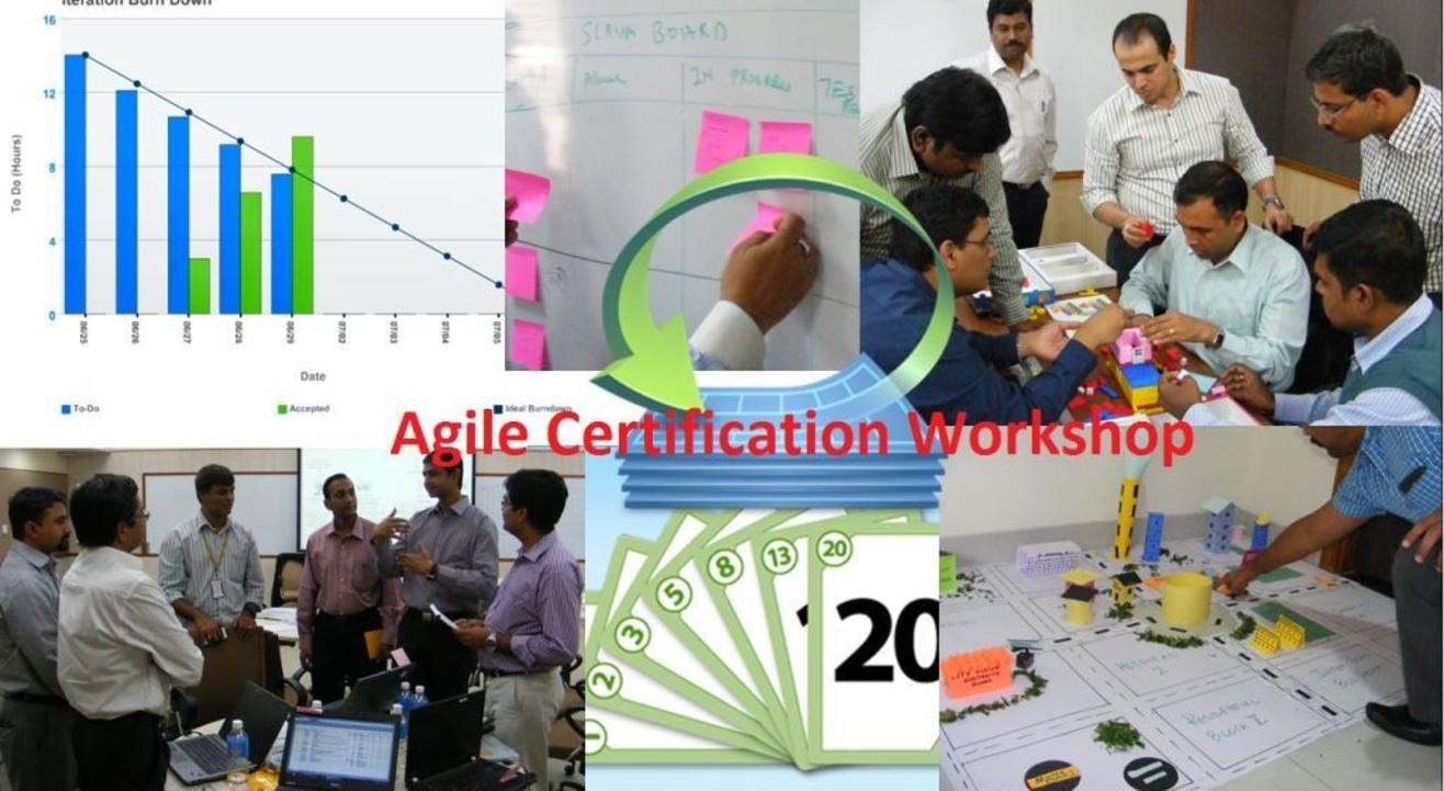 PMI ACP Agile Certification Online Training (3 Days)