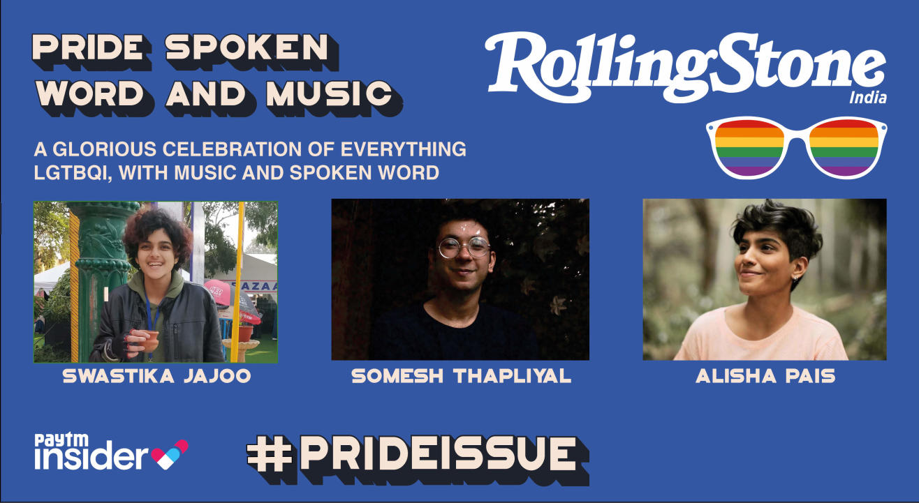 Rolling Stone: Pride Spoken Word and Music
