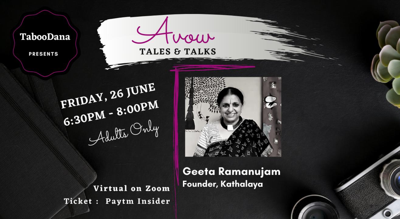 Avow - Tales & Talk by TabooDana