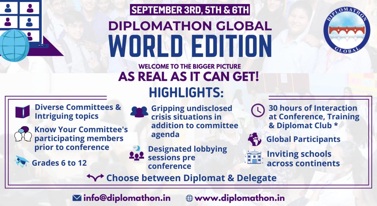 Diplomathon Global World Edition