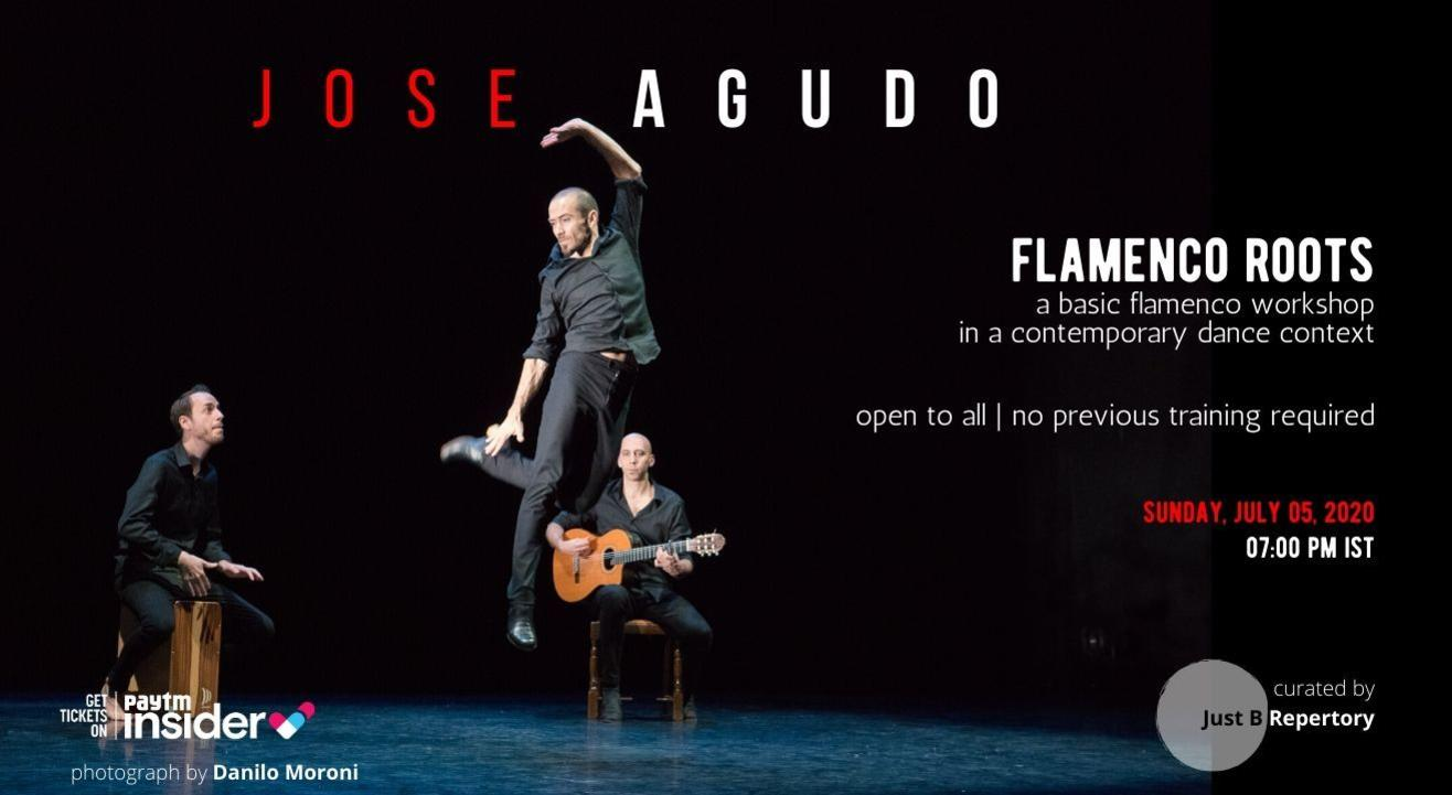 Flamenco Roots by Jose Agudo | Dance Workshop