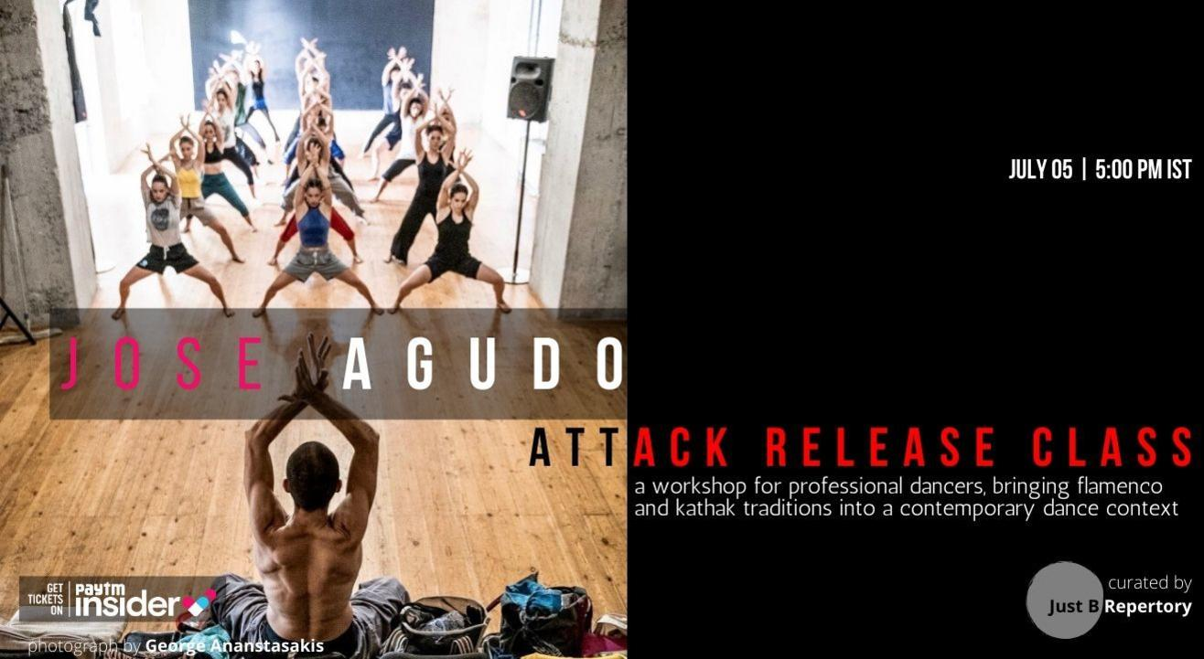 Attack Release Class by Jose Agudo | Contemporary Dance
