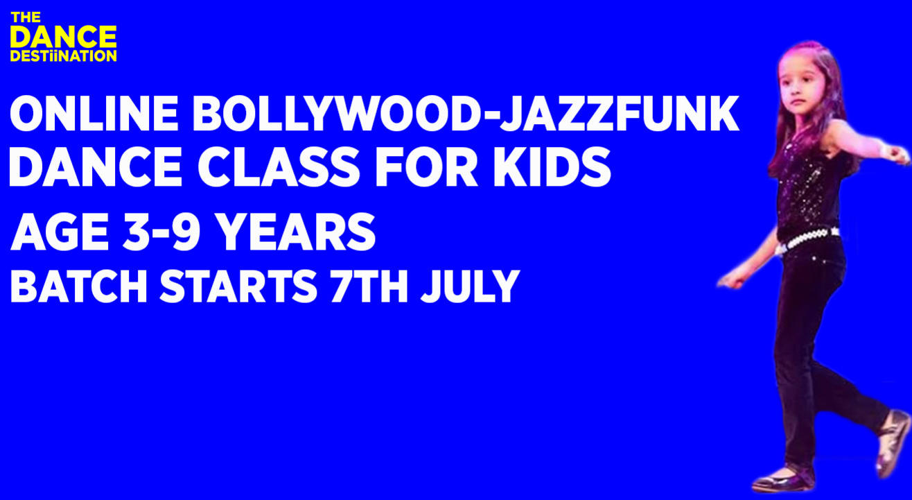 Regular Online Dance Class for Kids