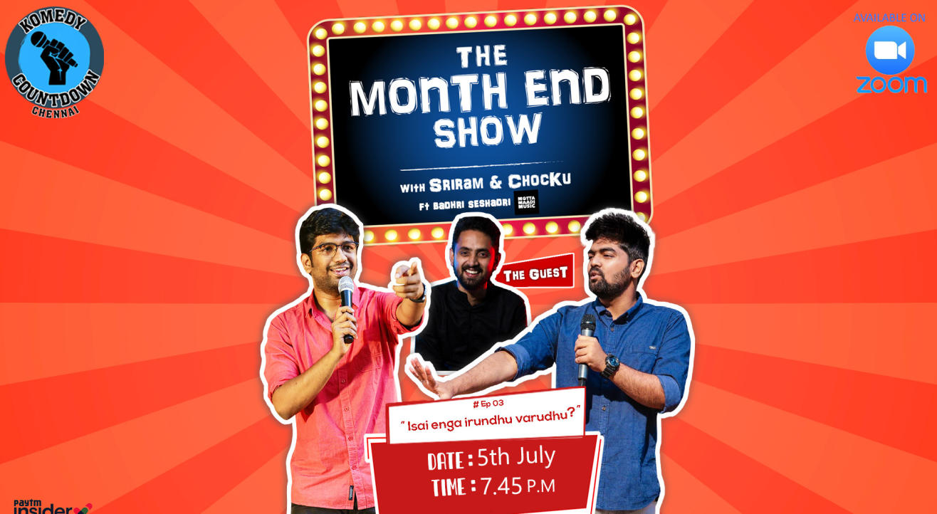 The Month End Show - Ep 03
