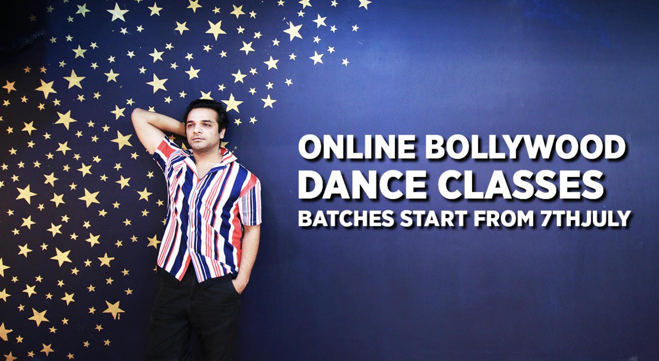 Online Regular Bollywood Dance Class