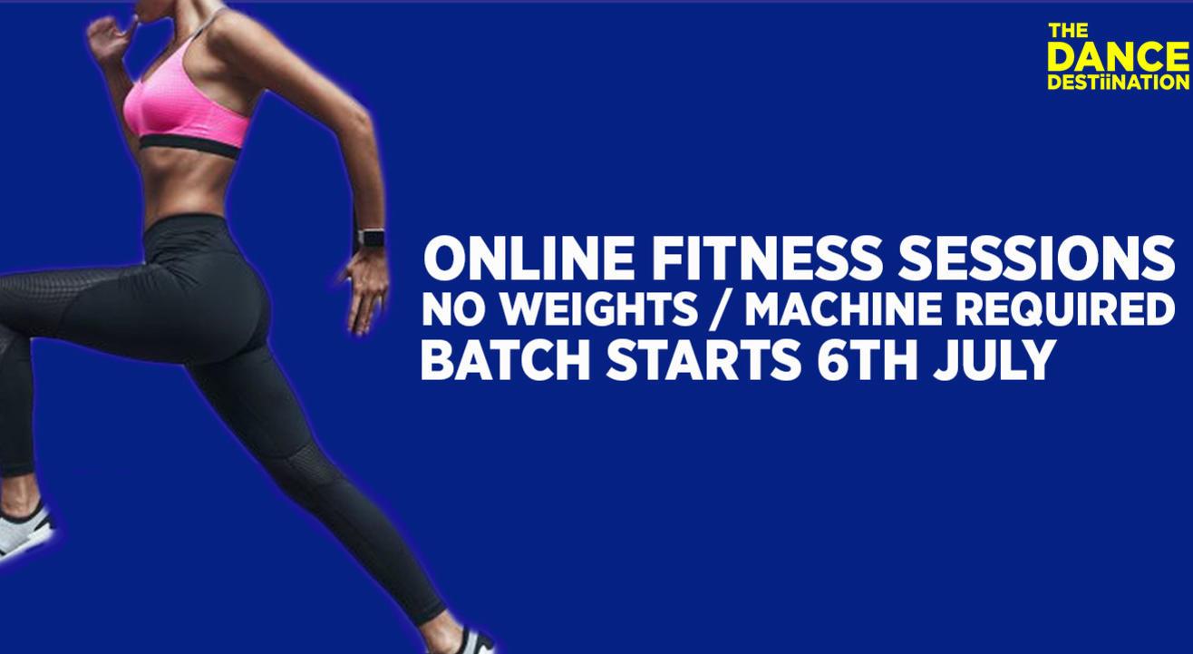 Regular Online Functional Fitness Class.