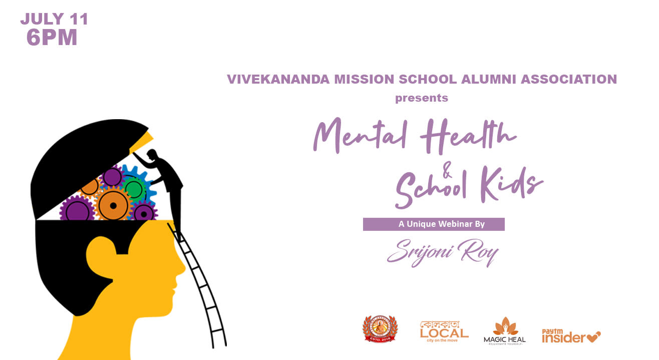Mental Health and School Students with Srijoni Roy