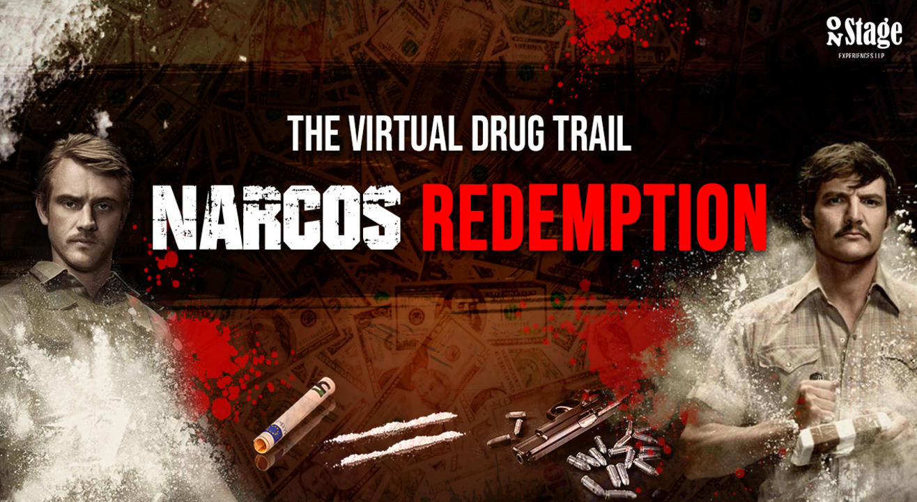 Narcos Redemption